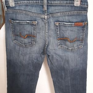 Size 25 ... 7 For all ManKind Jeans
